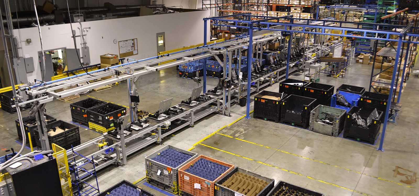Oakgroup Automotive Corporation Factory