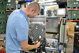 Adaptive Assembly Manufacturing services